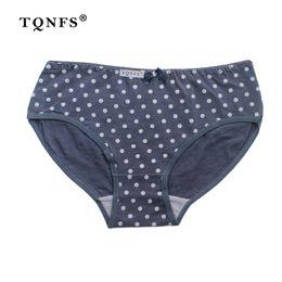 bonnets en coton noir pour femme Promotion TQNFS chèvre imprimé bowknot femmes sous-vêtements coton mignon coton femmes sous-vêtements culottes