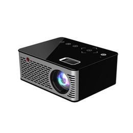 Meilleur 2018 nouveau mini-projecteur portable T200 Projecteur vidéo 500LM Home Cinéma Cinéma Multimédia LED ? partir de fabricateur
