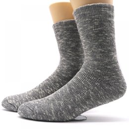 5fbcf752118 wholesale Calcetines Winter Compression Art 5Pair Thick Thicken Sock Socks  For Mens Knit Sokken Socks Meias Socks Male Classic Warm