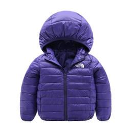 Canada Manteau chaud à capuchon pour enfant Manteau chaud en coton pour enfant Manteaux pour enfants Vestes pour enfants de 3 à 10 ans c02-2 Offre