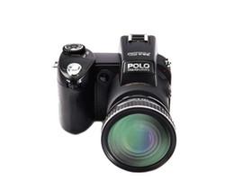 telecamere a zoom lungo Sconti HOT New PROTAX POLO D7200 fotocamera digitale 33MP FULL HD1080P 24X zoom ottico Messa a fuoco automatica Videocamera professionale DHL gratuita