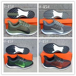 huge selection of 572ad 56d70 2018 Nouveaux Hommes Femmes Chaussures De Course P35X Marque De Sport  Baskets Arrivée Zoom X Coussin D air Pegasus 35 Turbo 2.0 x Réagissez taille  40-45