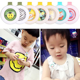 Wholesale brooch kids - Anti Mosquito Bug Buckle Pest Repel Clip Insect Repellent Outdoor Baby Kids Gravida Maternity Pest Control free shipping