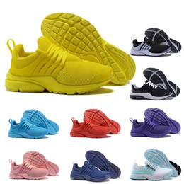 wholesale dealer 0eeed ae025 Discount hottest shoes out - 2018 Hot Presto 5 BR QS Black White All Yellow  Red