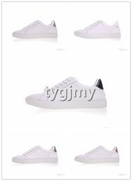 Wholesale High Top Sneakers Girls - Promotion Top Quality High Low Style Classic Canvas Shoe Colors All White Size 35-39 Sneakers Women's Casual Shoes