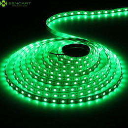 Wholesale Led Strip Lights Ip68 - SENCART No Waterproof IP68 150W 12000LM color White Red Blue Green Warm White Yellow 300x5630 SMD LED Flexible Light Strip DC12V