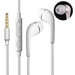 3,5 mm Klinke verdrahtet Kopfhörer mit Mikrofon Super Bass Headset Freisprecheinrichtung Sport Kopfhörer für Samsung Galaxy S6 S7 S5 S4 von Fabrikanten