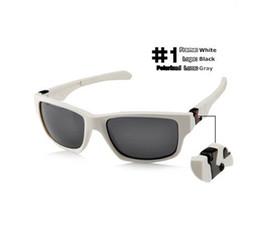 Wholesale Trendy Black Frame Glasses - New Polarized Lens Jupiter Squared Sunglasses With Packaging Fashion Trendy Cycling Sports Sun Glasses Eyeglasses Goggles Eyewear