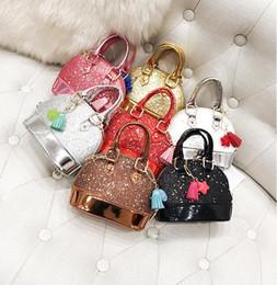Kinder- & Babytaschen Bekasnoew Mode Kinder Handtaschen Candy Mädchen Messenger Taschen Flap Hund Schulter Taschen Gepäck & Taschen