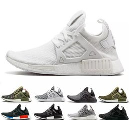 74dde23f6a4c 2018 NMD XR1 Primekint Blue White Captain America Men Women Running Shoes  Sports Designer Sneakers Olive Green Nmds XR1 PK Trainers US 5-11 discount  nmd xr1