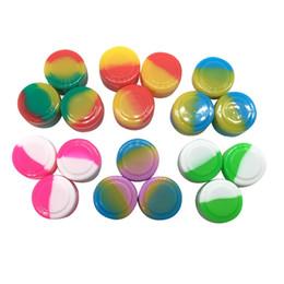 Récipient de 2 ml Dab Jar, récipient en cire de silicone antiadhésif, mini récipients en silicone, récipient de cire Dab ? partir de fabricateur