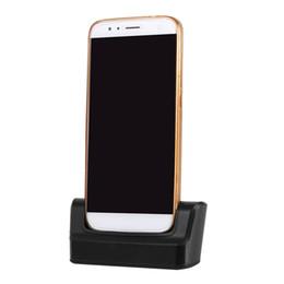 Estação de encaixe micro usb on-line-Micro USB Dock Charger para LG V10 V20 USB Data Sync Charging Dock Station Carregador + Cabo USB Preto Prata 2 Cores Frete Grátis