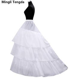 Черная юбка выпускного платья онлайн-Mingli Tengda белый / черный бальное платье юбка нижняя юбка кринолин для свадьбы платья выпускного вечера свадебные юбки свадебные аксессуары
