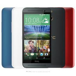 Wholesale original mobiles - Refurbished Original HTC ONE E8 5.0 inch Quad Core 2GB RAM 16GB ROM 13MP Camera 4G LTE Android Smart Mobile Phone DHL 1pcs