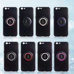 cellphone ring case Coupons - New TPU case Iface Serise Cellphone Case with Magnetic Car Ring Holder standable mobile phone back cover soft case For iphone SCA391