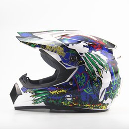 Motocross Helm Off Road Professionelle ATV Cross Helme MTB DH Racing Motorrad Helm Dirt Bike Capacete de Moto casco von Fabrikanten