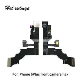 iphone flex sensor original Rabatt 50 stücke original front kleine kamera für iphone 6g 6 plus 6 s 6 s plus kamera näherungslicht sensor flex kabel ersatzteile freies verschiffen