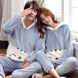 6b654dc584 Free shipping Winter plus size L-6XL 7XL 8XL thick flannel sleepwear women  female set coral fleece big Pajama Sets 40-140 kg