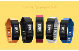 Compteurs de calories en Ligne-H4 podomètre mouvement intelligent Bracelet calorie montre temps de trajet affichage mouvement compteur étape santé électronique montre