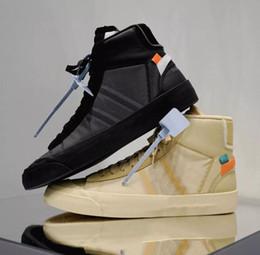 reputable site ef8b0 5a5ab applique blazer Rebajas Lanzamiento más reciente Off Grim Reepers All  Hallows Eve X Blazer Mid Sneaker