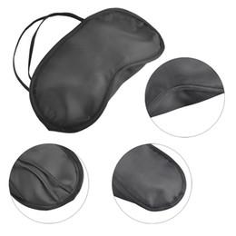 Wholesale free covers - 50pcs lot Sleeping Eye Mask Protective eyewear Eye Mask Cover Shade Blindfold Relax Free shipping