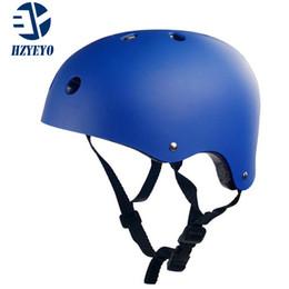 Wholesale Bike Helmets For Women - HZYEYO Sports Helmet Mountain Road Bicycle Protector Skating Climbing Extreme Bike Helmets For Men Women Child, H-206