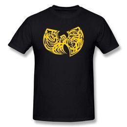 d79fab184d5 Qi c hombres WU Tang Clan Cool Classic Logo amarillo camiseta CALIENTE VENDA  2018 verano o cuello camiseta envío gratis camiseta barata 2018 tees  calientes