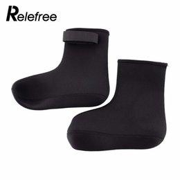 Wholesale fin socks - 1 pair Neoprene Water Sports Swimming Scuba Free Diving Surfing Socks Snorkeling Boots Fins XL