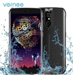 "Wholesale Waterproof Phone India - Original Vernee Active IP68 Waterproof Smartphone 6GB+128GB 5.5"" MTKT6757 Octa core 16MP 4200mah Android 7.0 4G LTE Mobile Phone"