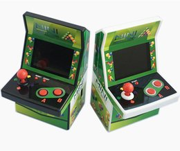 Wholesale Game Rocker - 108 In 1 Rocker Game Console Mini Sinngle Rocker Game Player 2.8'' LCD Screen Built-in 108 Classic Arcade Games Best Gift for Christmas