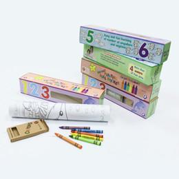 Argentina Rollo de pintura adhesiva para colorear con crayones de 180 pulgadas de longitud Papel para colorear continuo, ideal para el grupo Cartel de pared divertido Suministro