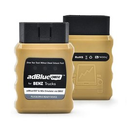 Wholesale Volvo Drives - AdblueOBD2 Emulator Plug and Drive Ready Device by OBD2 for Benz Volvo Iveco Ford Renault DAF Scania Man Trucks