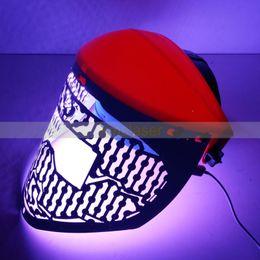 Wholesale Top Q - 7 light colors 100%Top~Q PDT Light Therapy Skin Rejuvenation LED light therapy facial mask