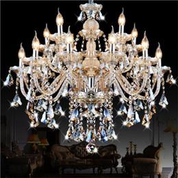 Moderne Kronleuchter Für Kerzen Rabatt Moderne K9 Kristall Kronleuchter  Wohnzimmer Lüster De Cristal Dekoration Pendelleuchte Kerze