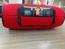Wholesale usb bluetooth speakers - DHL free high quality 2018 new wireless Bluetooth speaker outdoor waterproof subwoofer mini speaker factory direct