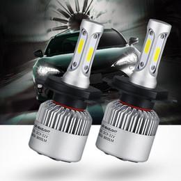 2019 rosa led-scheinwerfer 1X Auto Auto H1 Typ LED Scheinwerfer Hallo / Lo Glühbirne 8000LM Xenon 6000K