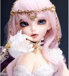 muñeca barbie china Rebajas Happy Amethyst doll 1/4 bjd doll sd MiniFee Chloe (ojos gratis + maquillaje gratis)