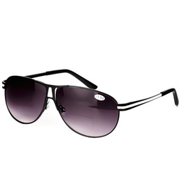Argentina Gafas de lectura bifocales Gafas de dioptrías unisex Gafas de sol polarizadas para hombre Lentes para presbicia + 1.0 + 1.5 + 2.0 + 2.5 + 3.0 + 3.5 Suministro