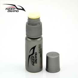 Wholesale Glasses Cleaner Spray - High quality Swimming Goggle Nano Anti Fog Agent Defogger Glasses Camera Lens Cleaner Solid State Anti fog Spray Diving Mask