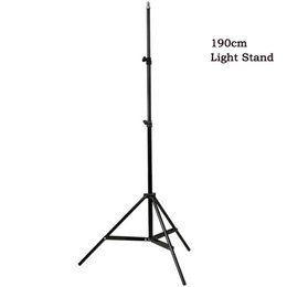 Wholesale Photography Strobe - Godox 190cm 6ft Photography Studio Lighting Photo Light Stand Tripod For Flash Strobe Continuous Light