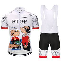 343a9ac91 Crossrider 2018 Men Cartoon Cycling Jersey MTB Shirt bicycle Clothing Short  Set Ropa Ciclismo Bike Wear Clothes Maillot Culotte