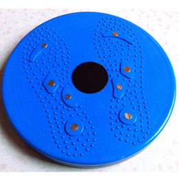 Wholesale Twister Plates - Twister plate Twist Board magnet plate twist disk slimming legs fitness equipment small home fitness