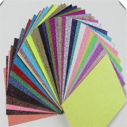 Pacotes flash on-line-Pó de papel da embalagem do flash de flash Artesanato Papel shinning Papel Artesanal DIY Material Scrapbooking Artesanato Decoração cy