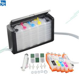Canada Système d'encre UP CISS compatible pour 564 pour imprimante Photosmart D7560 c6350 C6340 C6380 B209a C309a C309g C309n avec puce supplier hp photosmart ink Offre