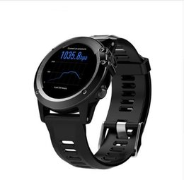 Wholesale Gsm Gps Tracker Camera - H1 Smart watch android 4.4 IP68 waterproof 1.39inch mtk6572 SmartWatch for android iPhone support 3G wifi GPS SIM GSM WCDMA