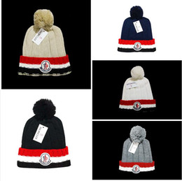 One Piece Nom de marque Canada Bonnet Tricoté avec Pom Base de Football Pas Cher Skullies Sport Bonnet Bonnets Football Moniteurs Bonnets Taille unique ? partir de fabricateur