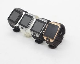 Wholesale Cheap Sleep - Cheap DZ09 Smart Watch Electronics Wristwatch with SIM Card For Xiaomi Samsung Phone Android Smartphone Health Smartwatch