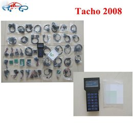 Wholesale Fast Rover - Unlock Dash Programmer Tacho pro 2008.7 Tacho Digiconsult Tacho Pro Odometer Correction tool With 2 Years Warranty Fast Shipping
