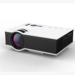 HIPERDEAL UC40+ HD 1080P Cinema Mini Projector HDMI AV USB VGA SD LED Projector 30#
