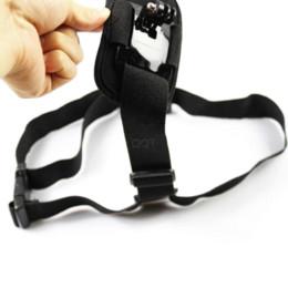 BYNCG para los accesorios Gopro Correa para el hombro Montaje del arnés del pecho Adaptador para Go Pro hero 6 4 5 Hero3 2 3 Edición en negro desde fabricantes